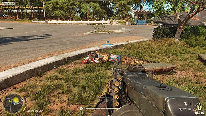 Гуапо - это имя одного из Amigos, то есть - Far Cry 6: Советы по началу работы - Руководство по игре Far Cry 6