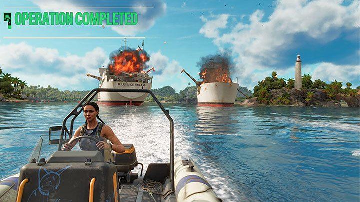 Скрытый финал в Far Cry 6 не просматривается в самом начале игры - Far Cry 6: Hidden Ending - руководство по игре Far Cry 6