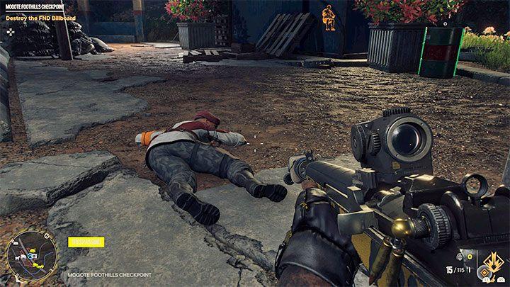 1 - Far Cry 6: Запертая дверь - как открыть? - Руководство по игре Far Cry 6