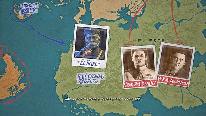 Это одна из трех новых операций (основных миссий), которые открываются после завершения введения в кампанию Far Cry 6, то есть - Far Cry 6: Meet the Legends - пошаговое руководство, пошаговое руководство - Руководство по игре Far Cry 6