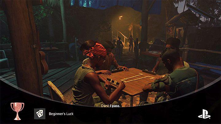 Как разблокировать: выиграть игру в домино - Far Cry 6: трофеи / достижения - список - Far Cry 6 руководство по игре