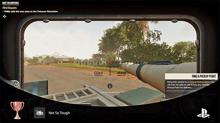 Как разблокировать: обездвижить танк с помощью устройства IEM и похитить его - Far Cry 6: трофеи / достижения - список - руководство по игре Far Cry 6