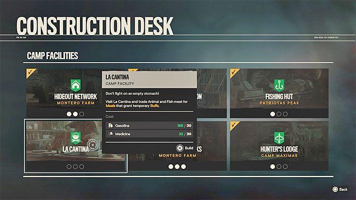 Как разблокировать: построить по одному объекту партизанского лагеря каждого типа (только для одиночной кампании) - Far Cry 6: Трофеи / Достижения - список - Руководство по игре Far Cry 6