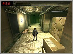 Zakr�t w prawo, potem na rozwidleniu w lewo i po schodach na d� - [PART I] Chapter III - Max Payne 2: The Fall Of Max Payne - poradnik do gry