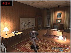 Automatyczna sekretarka wydała głuchy dźwięk - [PART I] Chapter II - Max Payne 2: The Fall Of Max Payne - poradnik do gry