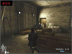 - Vinni Gognetti, kryminalistą planującym taką akcję - [PART I] Chapter II - Max Payne 2: The Fall Of Max Payne - poradnik do gry