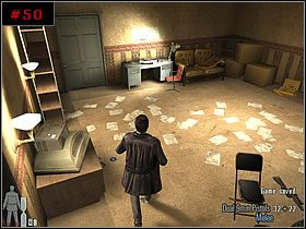 Zabrałem karabin snajperski leżący pod oknem i wyszedłem na korytarz, gdzie czekała już dwójka sprzątaczy - [PART I] Chapter IV - Max Payne 2: The Fall Of Max Payne - poradnik do gry