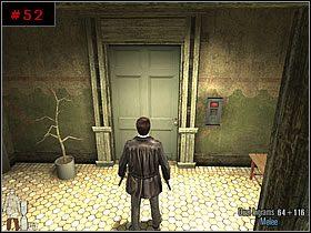 By je otworzy�, musia�em dowiedzie� si�, jak brzmi kod dost�pu - [PART I] Chapter IV - Max Payne 2: The Fall Of Max Payne - poradnik do gry