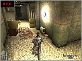 Skorzysta�em z okna [#57] w jednym z pomieszcze�, by wydosta� si� na zewn�trz - [PART I] Chapter IV - Max Payne 2: The Fall Of Max Payne - poradnik do gry