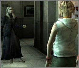 Załączy się scenka - [Solucja] Shopping Mall cz.4 - Silent Hill 3 - poradnik do gry