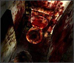 Drobny smaczek: zanim wyjdziesz podejdź do zamkniętych drzwi (przy oknie) - [Solucja] Shopping Mall cz.5 - Silent Hill 3 - poradnik do gry