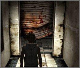 Po znalezieniu się na korytarzu zacznij kierować się na wschód - [Solucja] Shopping Mall cz.5 - Silent Hill 3 - poradnik do gry