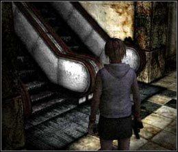 Znajdziesz się na drugim piętrze centrum handlowego - [Solucja] Shopping Mall cz.5 - Silent Hill 3 - poradnik do gry