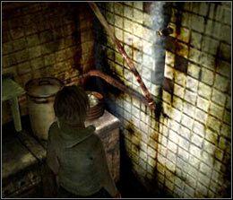 Znajdziesz się w barze - [Solucja] Shopping Mall cz.6 - Silent Hill 3 - poradnik do gry