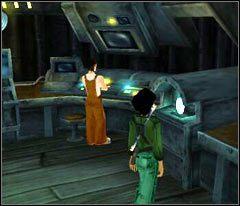 Jade pozna kilku członków IRIS, którzy wyjaśnią jej co tak naprawdę się dzieje z Hillys - 17 Hillys - Beyond Good & Evil - poradnik do gry