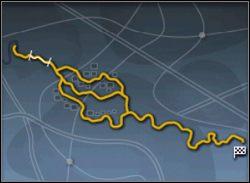Na tej trasie jedziesz m - Trasy cz.1 - Need for Speed: Porsche 2000 - poradnik do gry
