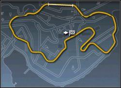 Tutaj może być nieco trudniej - Trasy cz.2 - Need for Speed: Porsche 2000 - poradnik do gry