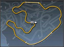 Jedna z dłuższych tras w scenerii Monte Carlo - Trasy cz.2 - Need for Speed: Porsche 2000 - poradnik do gry