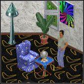 Kryształowa Kula Madame Blahbotfry - przepowiada przyszłość - Przedmioty - The Sims: Gwiazda - poradnik do gry