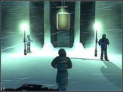 Mo�esz do nich podbiec, ale gdy b�dziesz blisko staraj si� nie wykonywa� gwa�townych ruch�w - The Bjarkhov Bomb - Opis (1) - Misja 3 - Hitman: Kontrakty - poradnik do gry