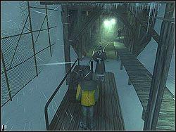 Wyjdź na zewnątrz - The Bjarkhov Bomb - Opis (1) - Misja 3 - Hitman: Kontrakty - poradnik do gry