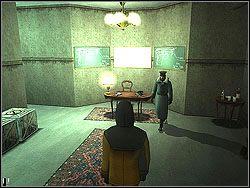 Ruszaj do pierwszych drzwi z prawej - The Bjarkhov Bomb - Opis (2) - Misja 3 - Hitman: Kontrakty - poradnik do gry