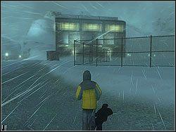 Omiń strażników i wróć do kolejki - The Bjarkhov Bomb - Opis (2) - Misja 3 - Hitman: Kontrakty - poradnik do gry