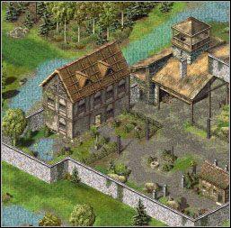 Twoim kolejnym zadaniem jest eskortowanie Rocheforda do komandora Romaty w miasteczku Bellevue - Akt I Gladiator - Misje 01-04 - Sacred - poradnik do gry