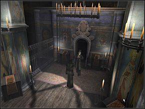 045 - Klasztor (1) - Syberia II - opis przejścia - poradnik do gry