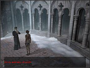 3 - Klasztor (1) - Syberia II - opis przejścia - poradnik do gry