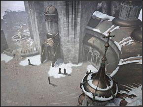 3 - Klasztor (2) - Syberia II - opis przejścia - poradnik do gry