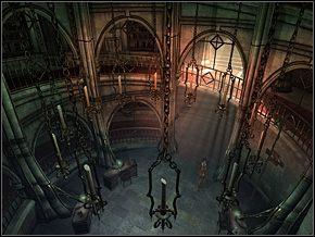 4 - Klasztor (2) - Syberia II - opis przejścia - poradnik do gry