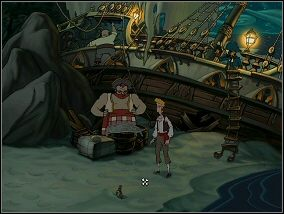 1 - [Part IV] The Bartender, the Thieves, his Aunt and her Lover cz.1 - The Curse of Monkey Island - poradnik do gry