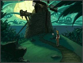 3 - [Part IV] The Bartender, the Thieves, his Aunt and her Lover cz.1 - The Curse of Monkey Island - poradnik do gry