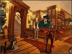4 - [Part IV] The Bartender, the Thieves, his Aunt and her Lover cz.1 - The Curse of Monkey Island - poradnik do gry