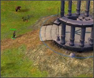 W trakcie rozmowy spróbujesz zaoferować Einarowi wspólną podróż przez wrogie terytorium - 5.6 [ROZDZIAŁ 1] Leafshade cz.1 - SpellForce: Zakon Świtu - poradnik do gry