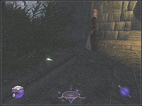 Twoim miejscem docelowym b�dzie mieszkanie zlokalizowane dok�adnie na przeciw wielkiej bramy - Dzie� pierwszy [Opis 5] - Miasto - Thief: Deadly Shadows - poradnik do gry