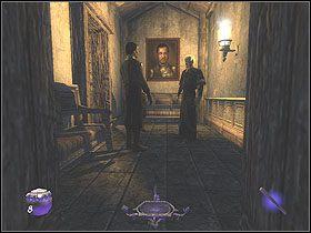 z powrotem na ulic� i udaj si� w stron� wielkiej bramy - Dzie� pierwszy [Opis 6] - Miasto - Thief: Deadly Shadows - poradnik do gry