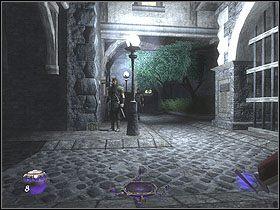 2 - Dzie� pierwszy [Opis 6] - Miasto - Thief: Deadly Shadows - poradnik do gry
