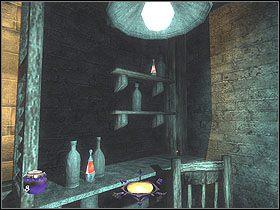 Pozostaw w skrzyni obok głównej bramy kościoła i pozostaw Złoty Sztylet - Dzień pierwszy [Opis 6] - Miasto - Thief: Deadly Shadows - poradnik do gry