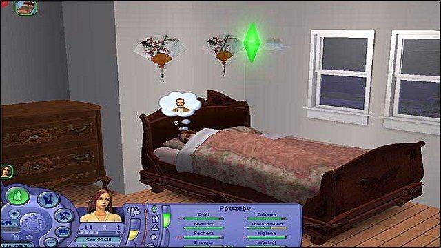 Zabawa- Simowie pragną od czasu do czasu troszkę się rozerwać - Potrzeby - The Sims 2 - Pełna Kolekcja - poradniki