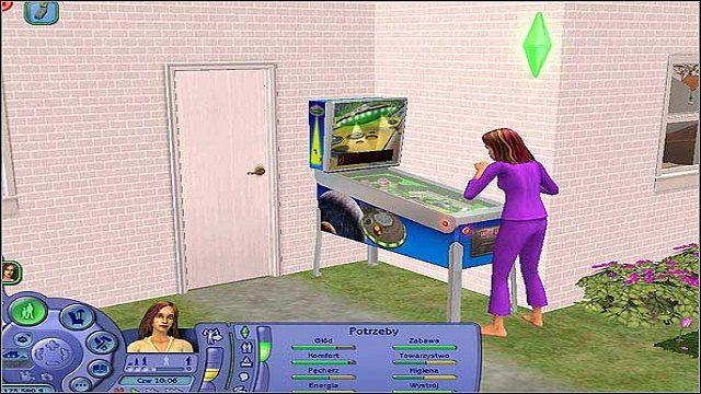 Towarzystwo- każdy Sim potrzebuje spędzać jak najwięcej czasu ze swoimi przyjaciółmi czy rodziną - Potrzeby - The Sims 2 - Pełna Kolekcja - poradniki
