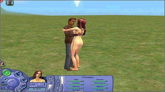 Higiena- brudni Simowie brzydko pachną i mają kłopoty z zawieraniem nowych przyjaźni - Potrzeby - The Sims 2 - Pełna Kolekcja - poradniki