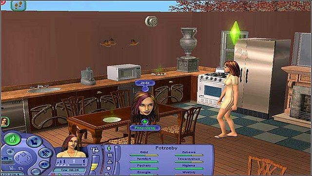 1 - Potrzeby - The Sims 2 - Pełna Kolekcja - poradniki