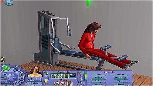 Logika- silnie działa ona na szybkość myślenia Sima i zwiększa możliwość odkrycia przez niego jakiegoś ważnego wynalazku - Umiejętności - The Sims 2 - Pełna Kolekcja - poradniki