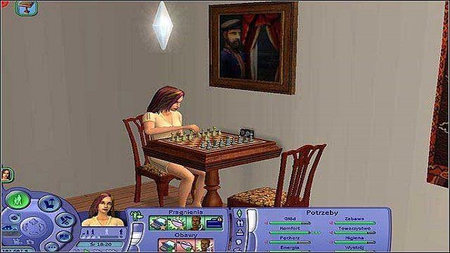 Kreatywność- Simowie z tą właśnie umiejętnością potrafią stworzyć naprawdę wspaniałe arcydzieła - wspaniałe obrazy, powieści (które najczęściej okazują się bestsellerami) - Umiejętności - The Sims 2 - Pełna Kolekcja - poradniki