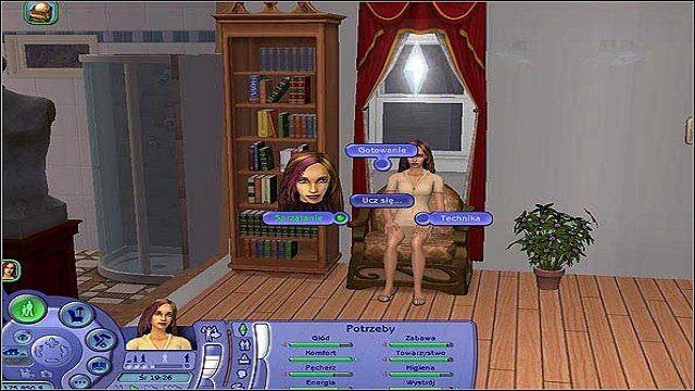 1 - Umiejętności - The Sims 2 - Pełna Kolekcja - poradniki