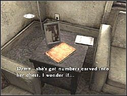 Po pojawieniu si� w pokoju zapisz gr� - Podziemne przej�cie (8) - Etap 2 - Silent Hill 4: The Room - poradnik do gry