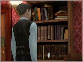 [46] - Baker Street (1) - Dzień 1 - Sherlock Holmes i tajemnica srebrnego kolczyka - poradnik do gry