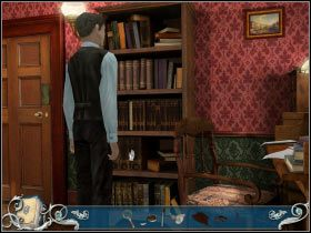 [47] - Baker Street (1) - Dzień 1 - Sherlock Holmes i tajemnica srebrnego kolczyka - poradnik do gry